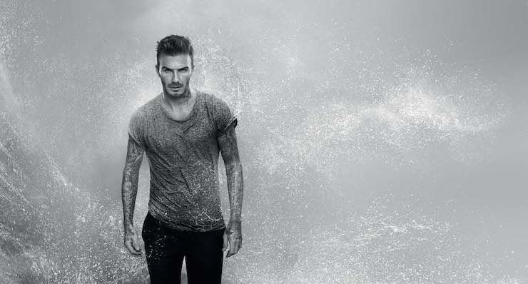 L'Oréal's Biotherm Homme Signs Deal with David Beckham