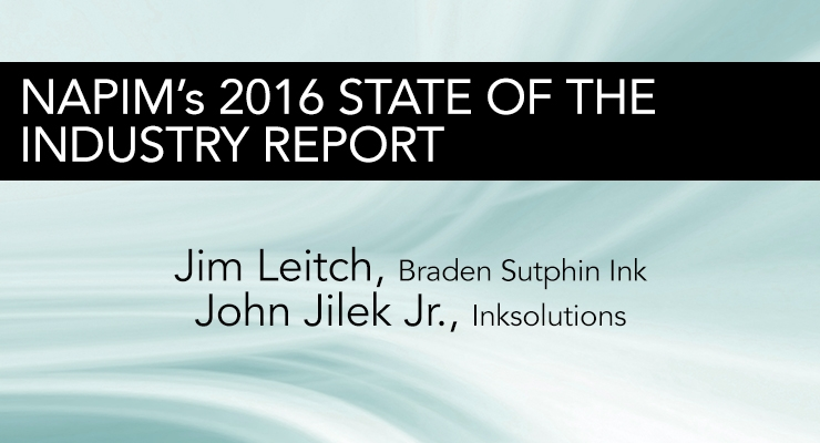 Jim Leitch and John Jilek Jr. - State of the Industry 2016