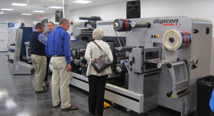 Domino's Digital Printing Spectrum 2016