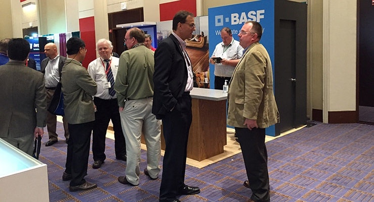 BASF at RadTech 2016