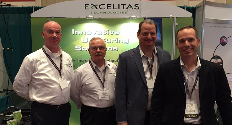 Excelitas at RadTech 2016