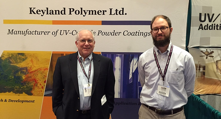 Keyland Polymer at RadTech 2016