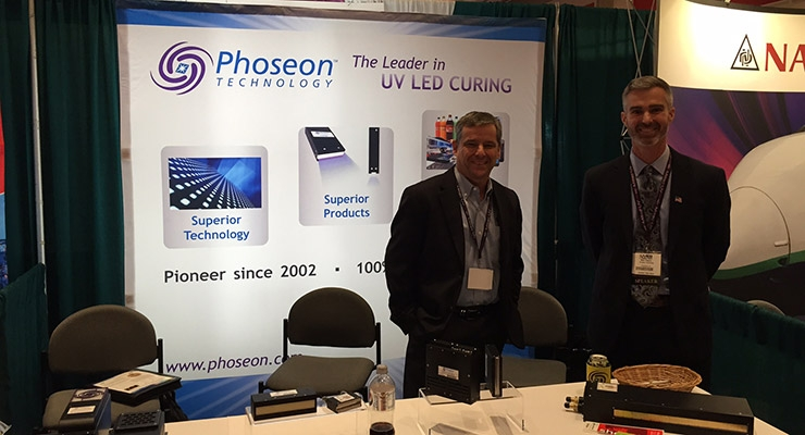 Phoseon Technology at RadTech 2016