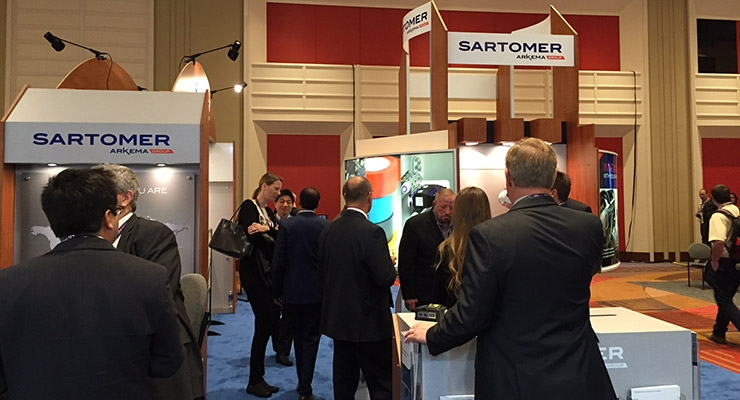 Sartomer at RadTech 2016