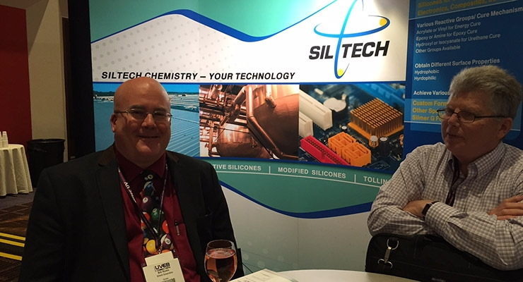 Siltech Corporation at RadTech 2016