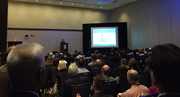 Standing Room Only Session at RadTech 2016