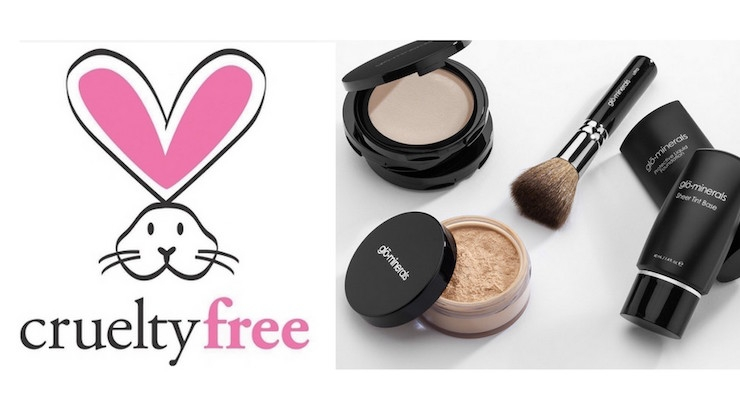 Glo Minerals Joins PETA's Beauty Without Bunnies