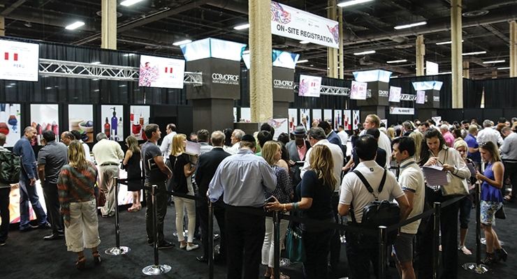 Cosmoprof NA Set for July 24th-26th