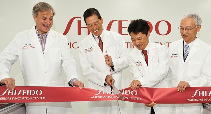 Shiseido Advances in the US
