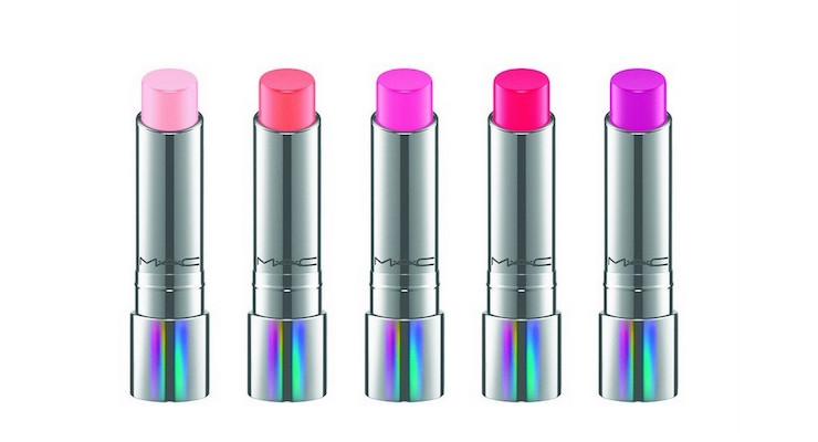 MAC To Launch Color-Changing Lip Balms