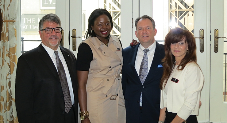 CIBS Holds Scholarship Luncheon