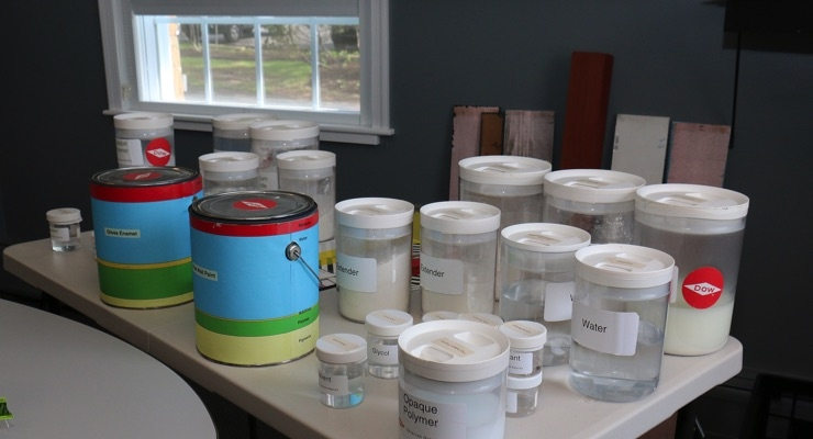 Dow's Paint Quality Institute and Exposure Site