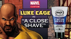 Magic Shave and Marvel Collaboration