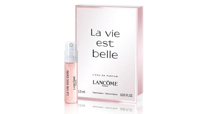 L'Oréal Taps Albéa for Samples