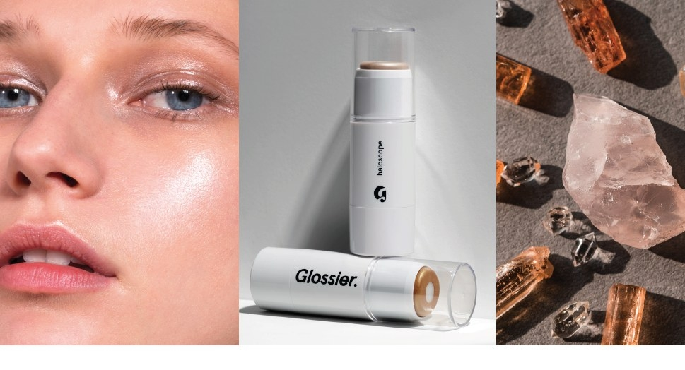 Glossier Channels Crystals for Beauty