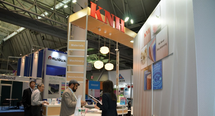 KNH Showcases Entire Range