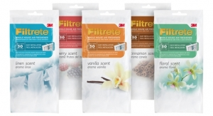 3M Filtrete Makes Foray Into Home Fragrance