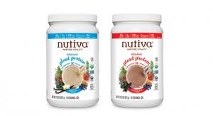 Nutiva Introduces Plant Protein Superfood 30 Shakes