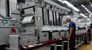 Laminate tube supplier switches to inline flexo