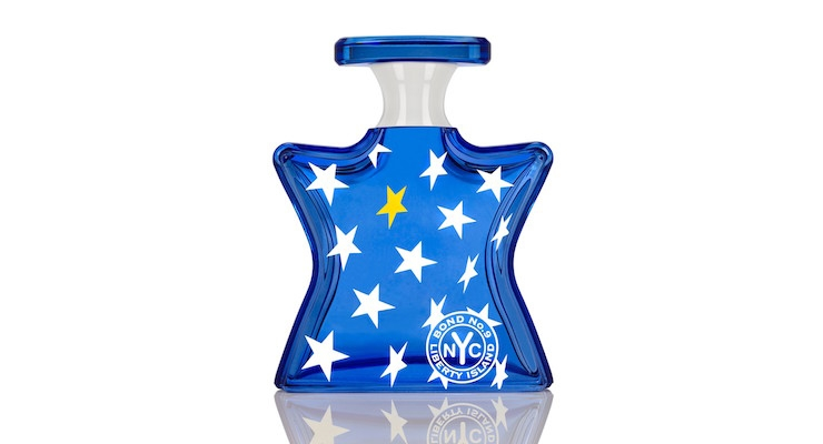 Bond No. 9 Goes To Liberty Island To Launch New Fragrance