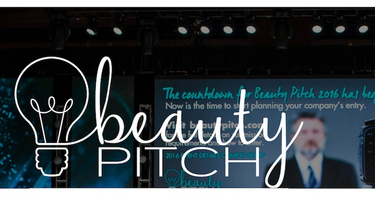 Beauty Pitch 2016 Finalists Announced