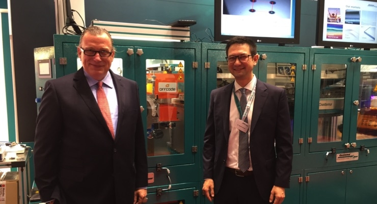 Printed Electronics at drupa 2016