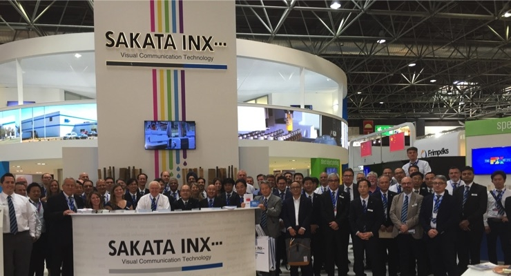 Ink Manufacturers Take the Stage at drupa 2016