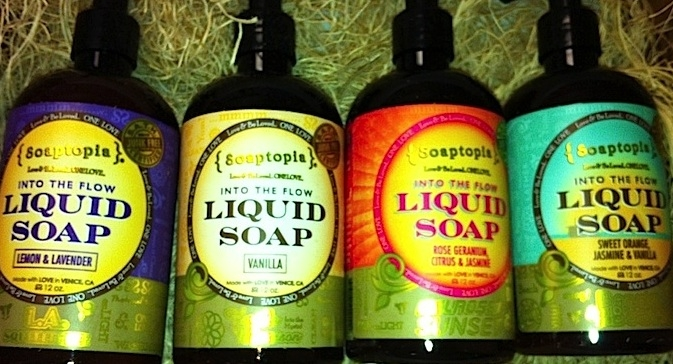 Friendly Soap Straight from Los Angeles