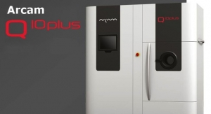 Exactech Expands Competency in 3D Printing with Purchase of Arcam Q10plus Systems