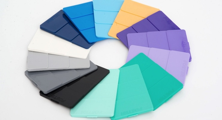 Foster Introduces 73 Color Concentrates for Medical Devices
