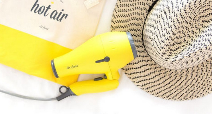 Drybar Launches Baby Buttercup Blow Dryer Beauty Packaging