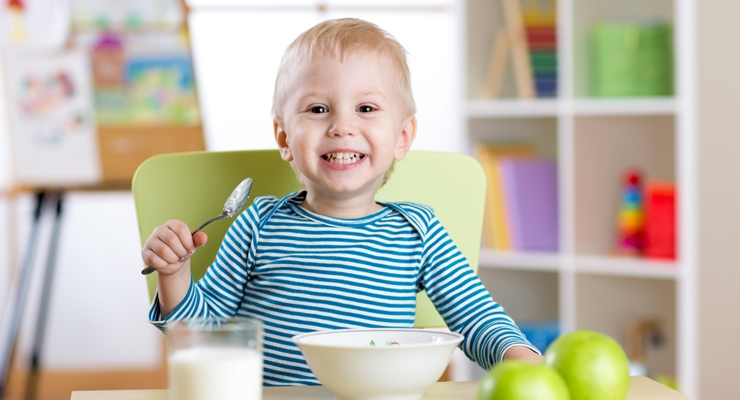 Kid's Nutrition Grows Up