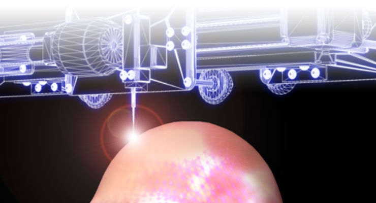 A New Bio-Ink for 3D Printing with Stem Cells
