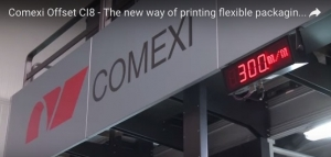 Comexi Offset C18 Among Highlights at drupa