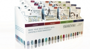 Swarovski Enters Nail Category