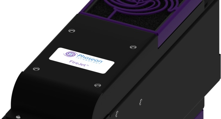 Phoseon Debuts New Air-Cooled, Water-Cooled LED Curing Solutions at drupa