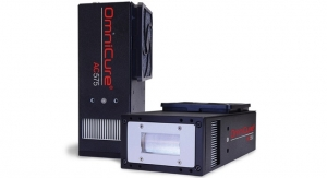 Excelitas Introduces OmniCure AC5 Series UV LED Curing Systems