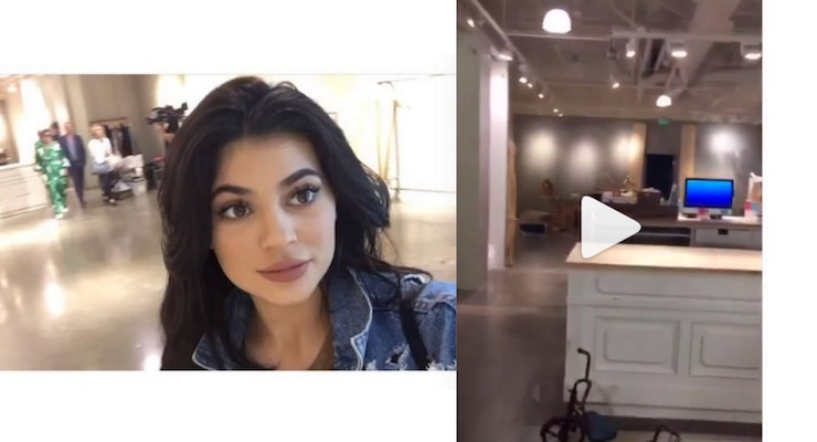 Kylie Cosmetics Store To Open In LA