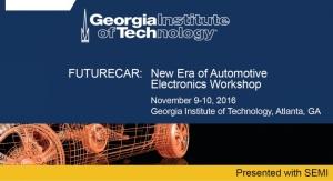 Georgia Tech, SEMI Launch FUTURECAR Workshop