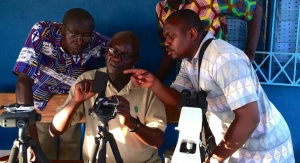 Mobile, Phone-Based Microscopes Work Well in the Field with Minimal Training