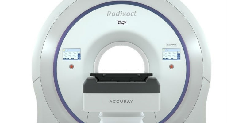 FDA Clears Accuray's Image-Guided Radiation Therapy Platform and Integrated Software