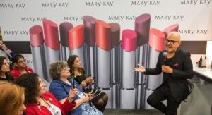 Mary Kay Names Casco Global Makeup Artist