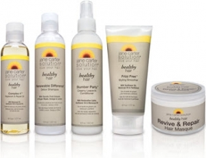 Jane Carter Launches Healthy Hair Line