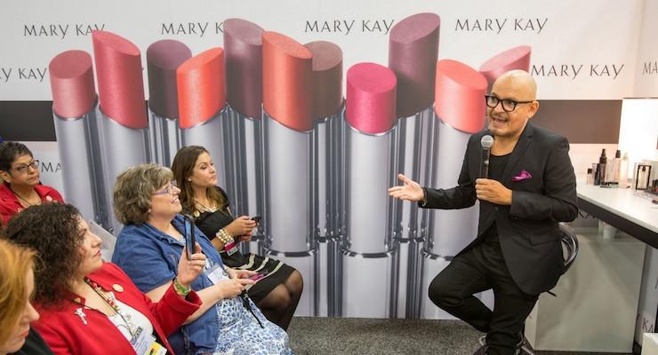 Mary Kay Recruits Celebrity Makeup Artist as Global Ambassador