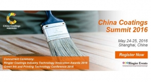 China Coatings Summit 2016