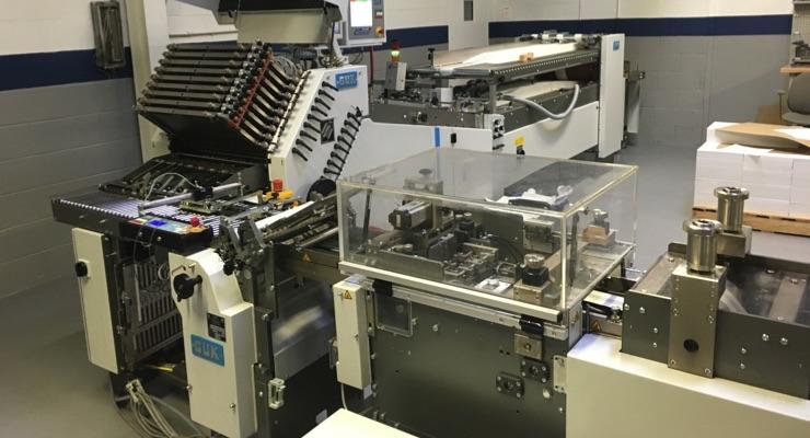 Platinum Press enhances serialization capabilities