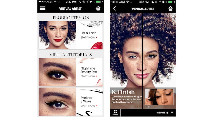 Sephora Adds Lash Try-On To Virtual Artist App