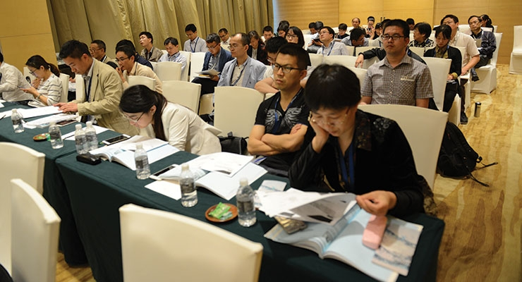 This year's China Coatings Summit had more than 500 attendees.
