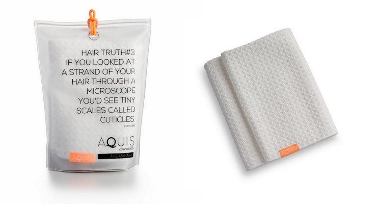 Aquis Hair Towel To Launch at Sephora