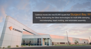 Cadence Completes Move into New Wisconsin Facility